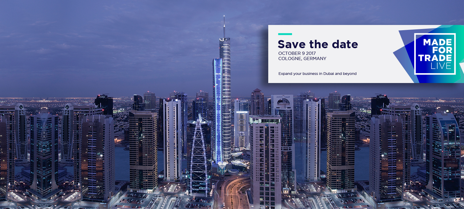 Expand Your business in Dubai and beyond!