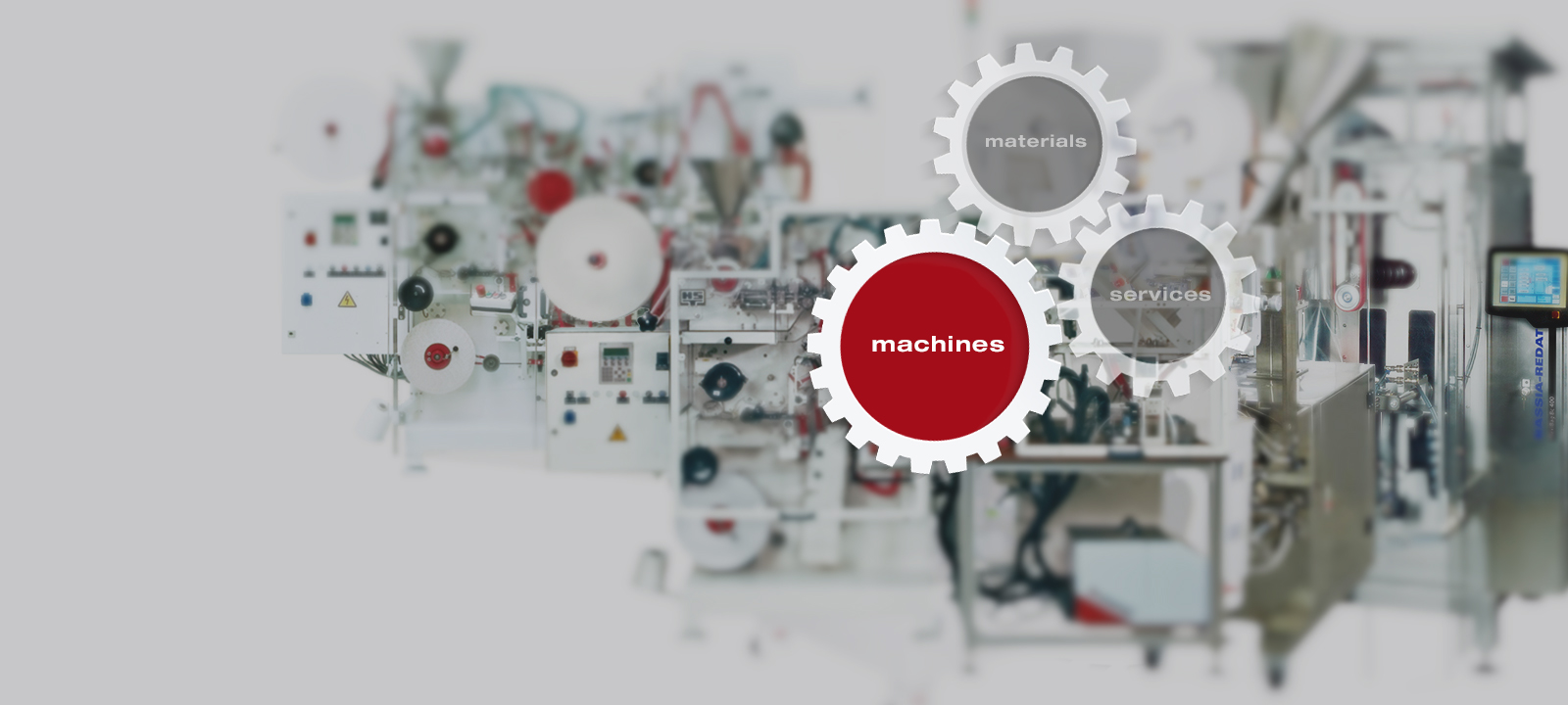 Our Machines