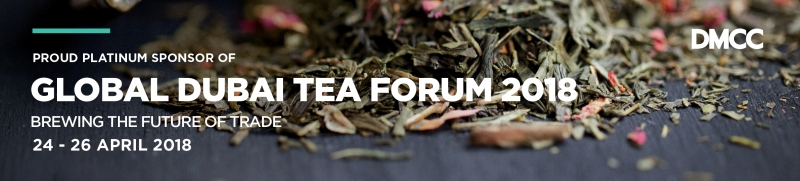 DMCC Global Dubai Tea Forum, 24 - 26 April 2018